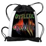 Dyslexic Creative Drawstring Bag