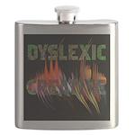 Dyslexic Creative Flask