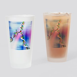 DNA replication Drinking Glass