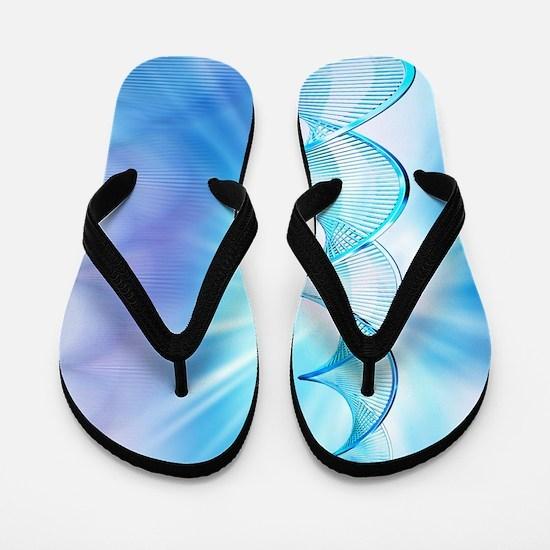 DNA molecule Flip Flops