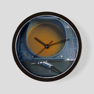 SAGE station and light gun Wall Clock