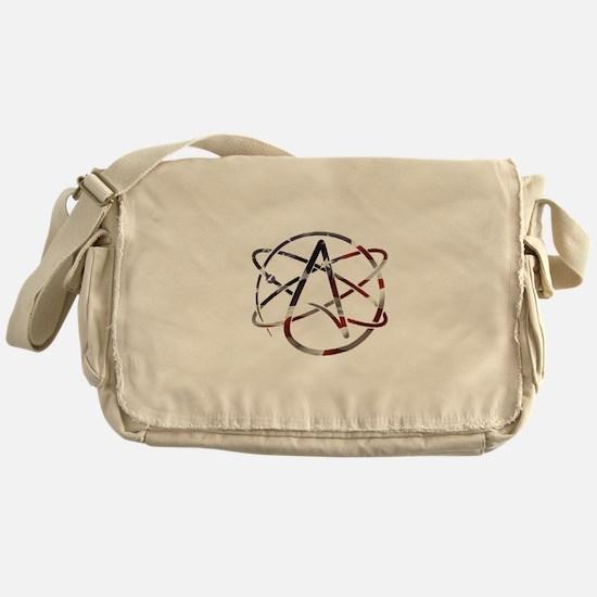 USA Proud Messenger Bag