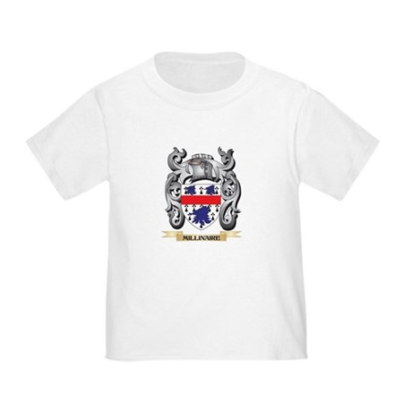 Millinaire Coat of Arms - Family Crest T-Shirt