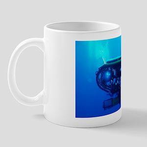 Robot submarine Mug