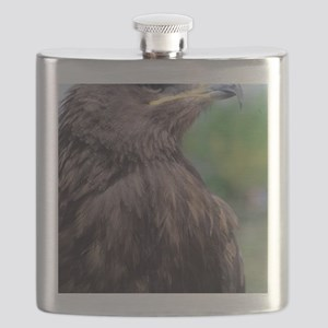 Russian steppes eagle Flask