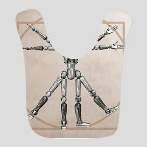 Robot, artwork Bib