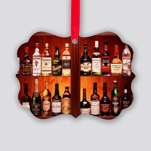 Drinks cabinet Picture Ornament