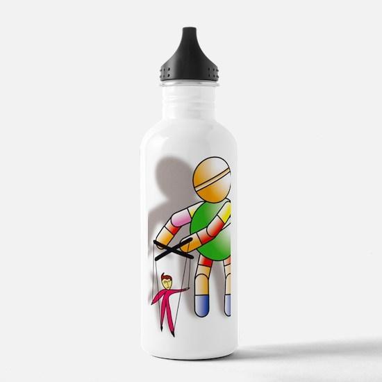 Drug dependency Water Bottle