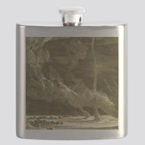 Sand whirlwind Flask
