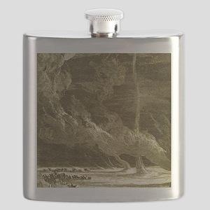 Sand whirlwind Flask