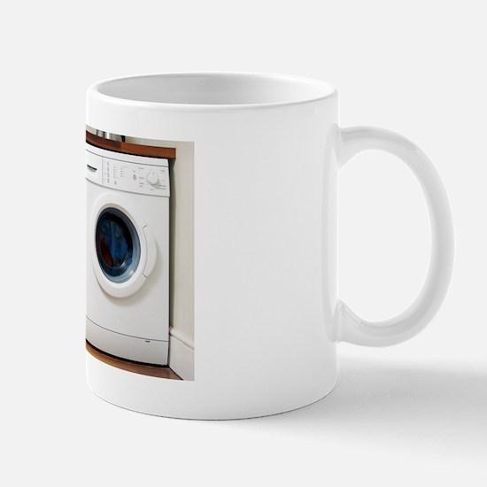 Domestic dishwasher and washing machine Mug