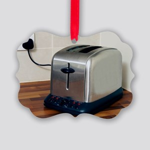 Electric toaster Picture Ornament