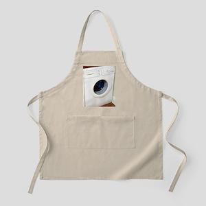 Domestic washing machine Apron