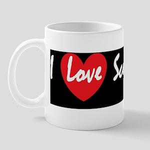 scott brown bumper stickerd large Mug