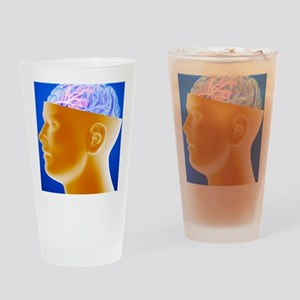 Epilepsy Drinking Glass