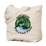 Envision Whirled Peas Tote Bag