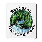 Envision Whirled Peas Mousepad