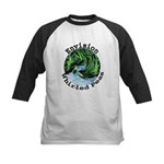 Envision Whirled Peas Kids Baseball Jersey