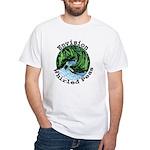 Envision Whirled Peas White T-Shirt