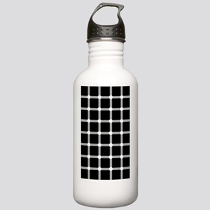 Scintillating grid ill Stainless Water Bottle 1.0L