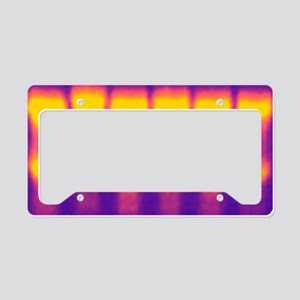 Electrophoresis of RNA License Plate Holder