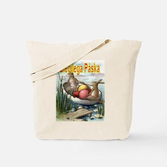 Gledilega Páska 6 Tote Bag