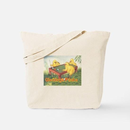 Gledilega Páska 5 Tote Bag