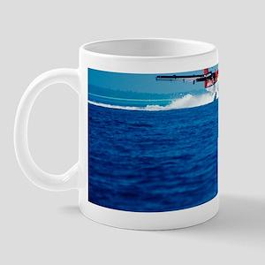 Seaplane landing Mug