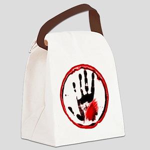UC Logo Back Canvas Lunch Bag