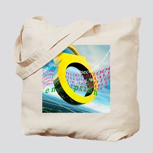 Security on the internet Tote Bag