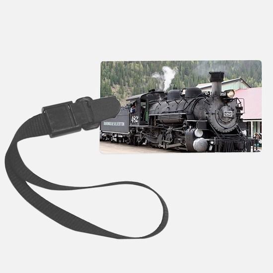 Steam Train: Colorado Luggage Tag