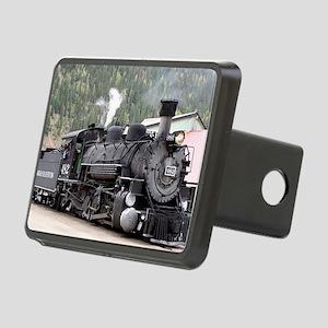 Steam Train: Colorado Rectangular Hitch Cover