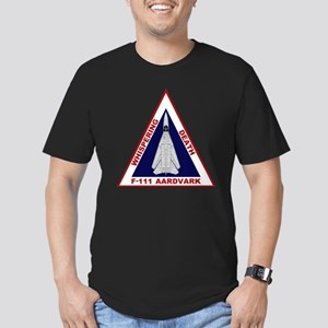 F-111 Aardvark - Whisp Men's Fitted T-Shirt (dark)