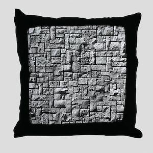 queen_duvet Throw Pillow