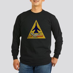 F-111D Aardvark Long Sleeve Dark T-Shirt