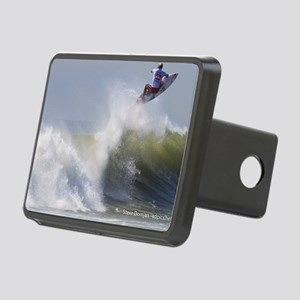 Quicksilver Surfing Rectangular Hitch Cover