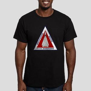 F-111 Aardvark - Whisp Men's Fitted T-Shirt (dark)
