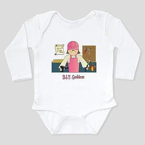 D.I.Y. Do It Yourself Goddess Infant Bodysuit Body