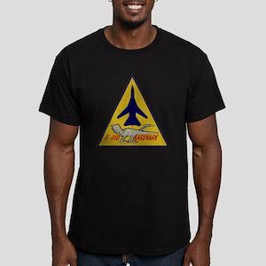 F-111D Aardvark Men's Fitted T-Shirt (dark)