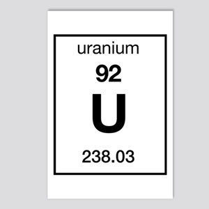 Uranium Postcards (Package of 8)