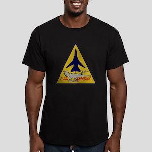 F-111G Aardvark Men's Fitted T-Shirt (dark)