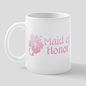 Hibiscus Maid of Honor Mug