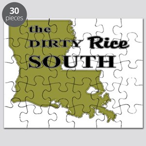 dirty rice south Puzzle