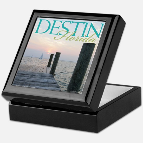 Cruise Destin Keepsake Box