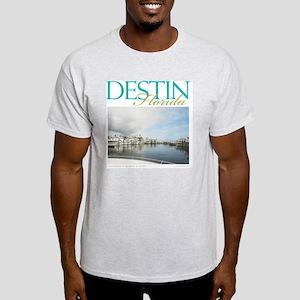 Destin Harbor Light T-Shirt