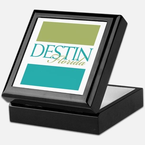 Destin Florida Keepsake Box