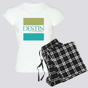 Destin Florida Women's Light Pajamas