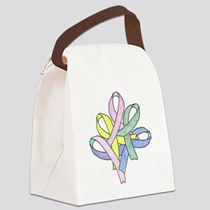 Cancer United Canvas Lunch Bag