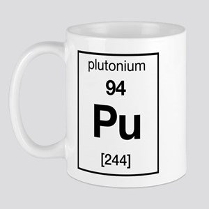 Plutonium Mug