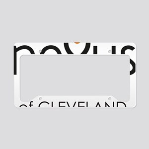 Nexus Academy of Cleveland lo License Plate Holder